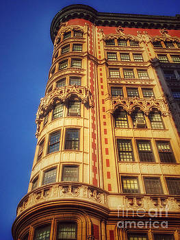 Echoes of Another Era - Park Avenue Beauty by Miriam Danar