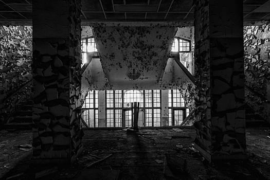 Echos of the Past by CJ Schmit