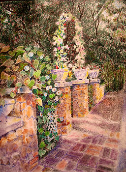 Eden Entry by Bill Meeker
