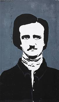 Edgar Alan Poe by Ralph LeCompte
