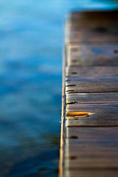 Edge of the Dock by Danielle Silveira