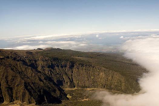 Scott Pellegrin - Edge of the Volcano Haleakala