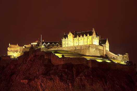 Svetlana Sewell - Edinburgh Castle