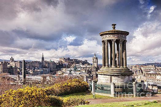 Edinburgh Skyline by Colin and Linda McKie