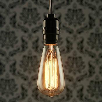 Edison Bulb by Mark Wagoner