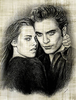 Edward and Bella version  2 by Andrew Read