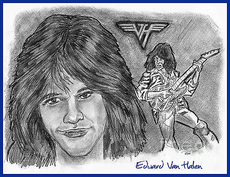 Chris  DelVecchio - Edward Van Halen