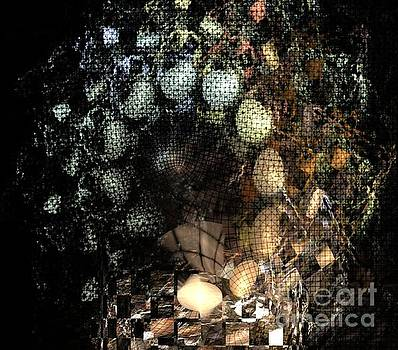 Egg Spiral by Kim Sy Ok