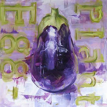 Eggplant by Annie Salness