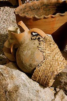 Yvonne Ayoub - Egypt Bedouin Pots