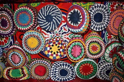 Yvonne Ayoub - Egypt Hats