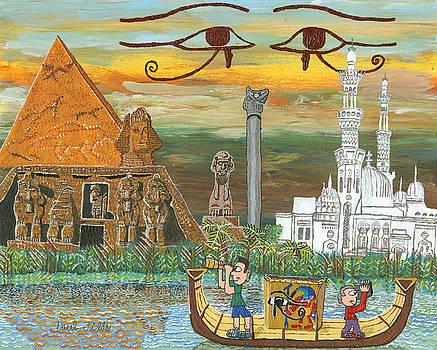 Egypt   jan by Paul Fields