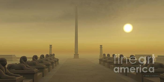 Corey Ford - Egyptian Obelisk