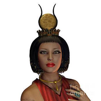 Corey Ford - Egyptian Woman Crown