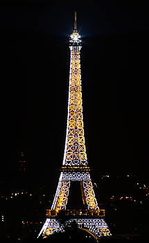 Eiffel Tour 2 by Riad Belhimer
