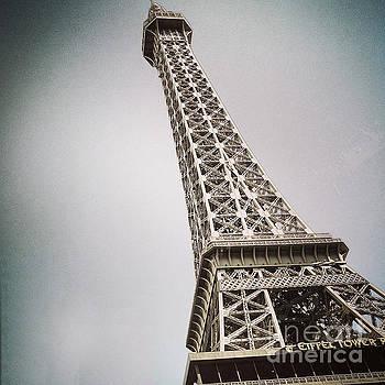Gregory Dyer - Eiffel Tower of Vegas
