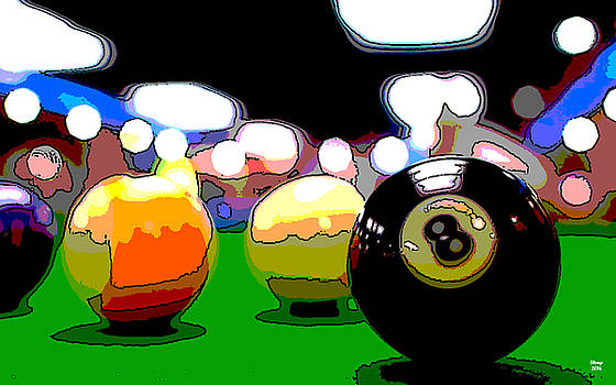Eight Ball by Charles Shoup