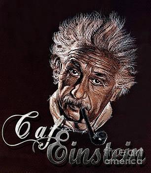 Einstein Cafe logo by Daliana Pacuraru