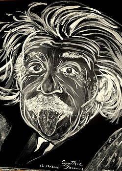 Einstein by Cynthia Farmer