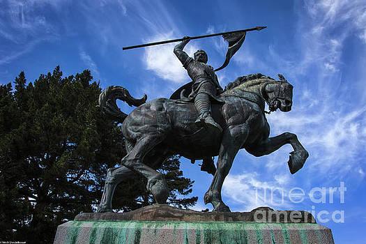 El Cid Campeador by Mitch Shindelbower