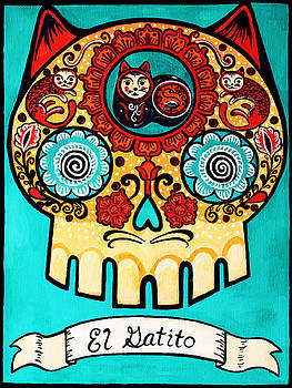 El Gatito - The Little Cat by Mix Luera