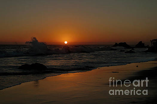 El Matador Sunset by Ivete Basso Photography