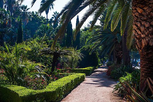 Jenny Rainbow - El Parque. Malaga. Spain