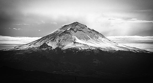El Popocatepetl by David Resnikoff