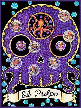 El Pulpo - The Octopus by Mix Luera
