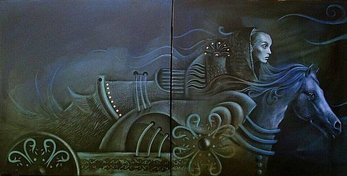 El segundo Ginete by Jorge Porras