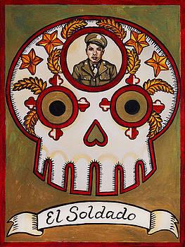 El Soldado - The Soldier by Mix Luera