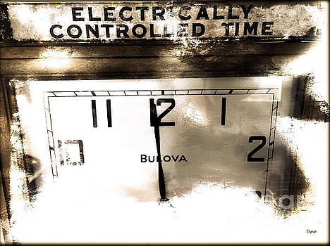 Electrically Controlled Time by Steven Digman