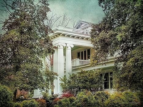 Elegant Historic Southern Home by Melissa Bittinger