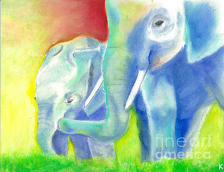 Elephant 2 by Aaron Koster