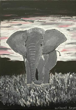 Elephant Love by Chenee Reyes