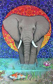 Elephant Sun by Julie Oakes