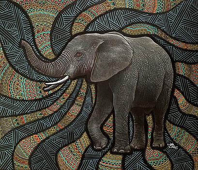 Elephant Zen by Julie Oakes