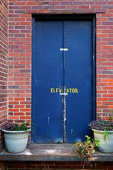 Elevator by Rodney Williams
