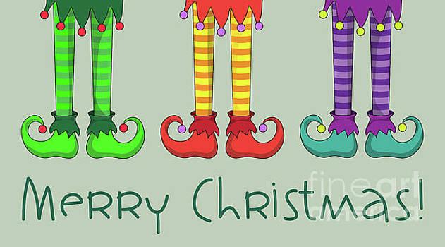 Elf legs by Jane Rix
