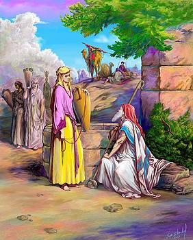 Eliezer n Rebekah by Sam Shacked
