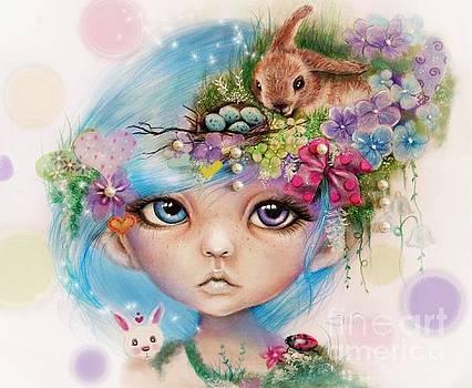 Eliza - Easter Elf - Munhkinz Character by Sheena Pike