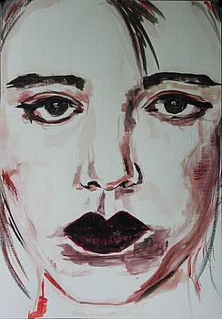 Elle Adore Le Noir by Christel Roelandt
