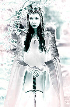 Elven princess by Dean Bertoncelj