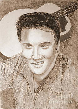 Elvis by Cybele Chaves