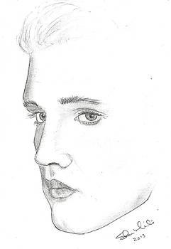 Elvis by Steven White