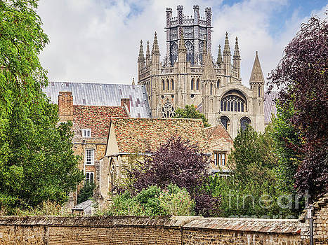 Ely Cathedral, England by Colin and Linda McKie