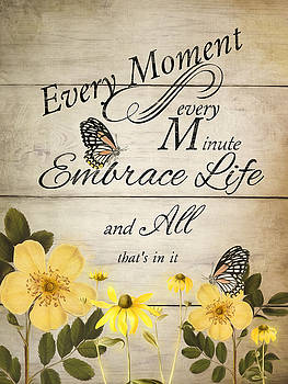 Embrace Life by Robin-Lee Vieira