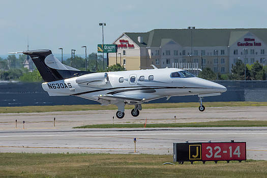 Embraer EMB-500 by Guy Whiteley