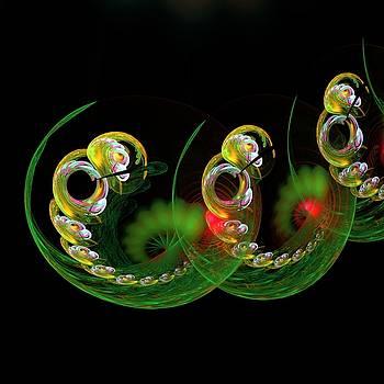 Embryos adrift by Rick Chapman