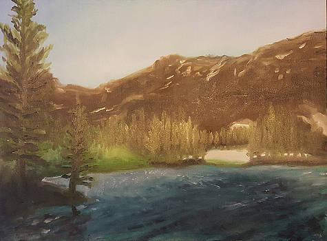Emerald Lake 1 by Jeffrey Oleniacz